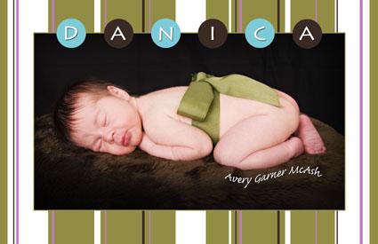 Baby Danica!!