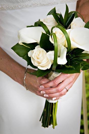 Gorgeous Calla Lily Bouquet