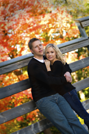 Mike and Lisa's Engagement Photos