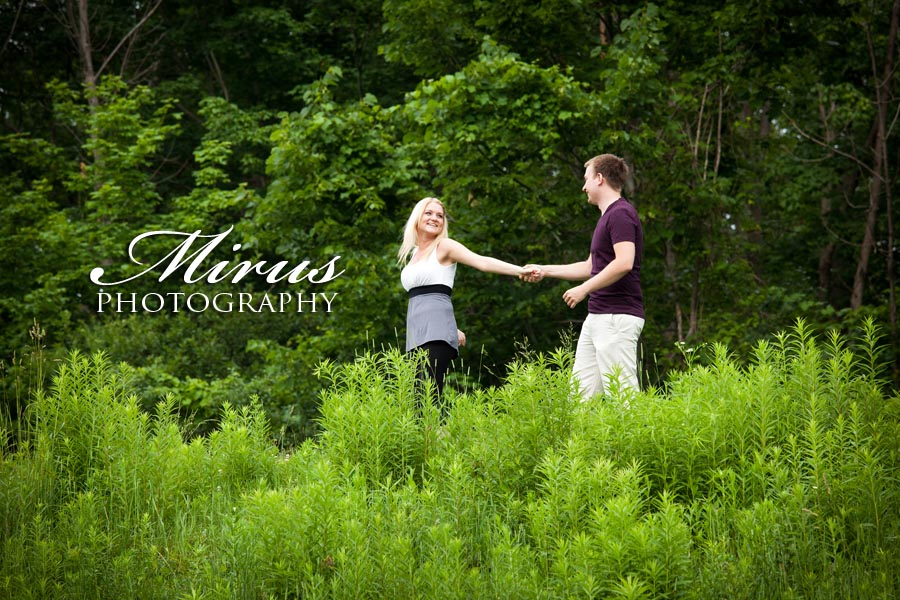 Shauna and Mike's engagement session!