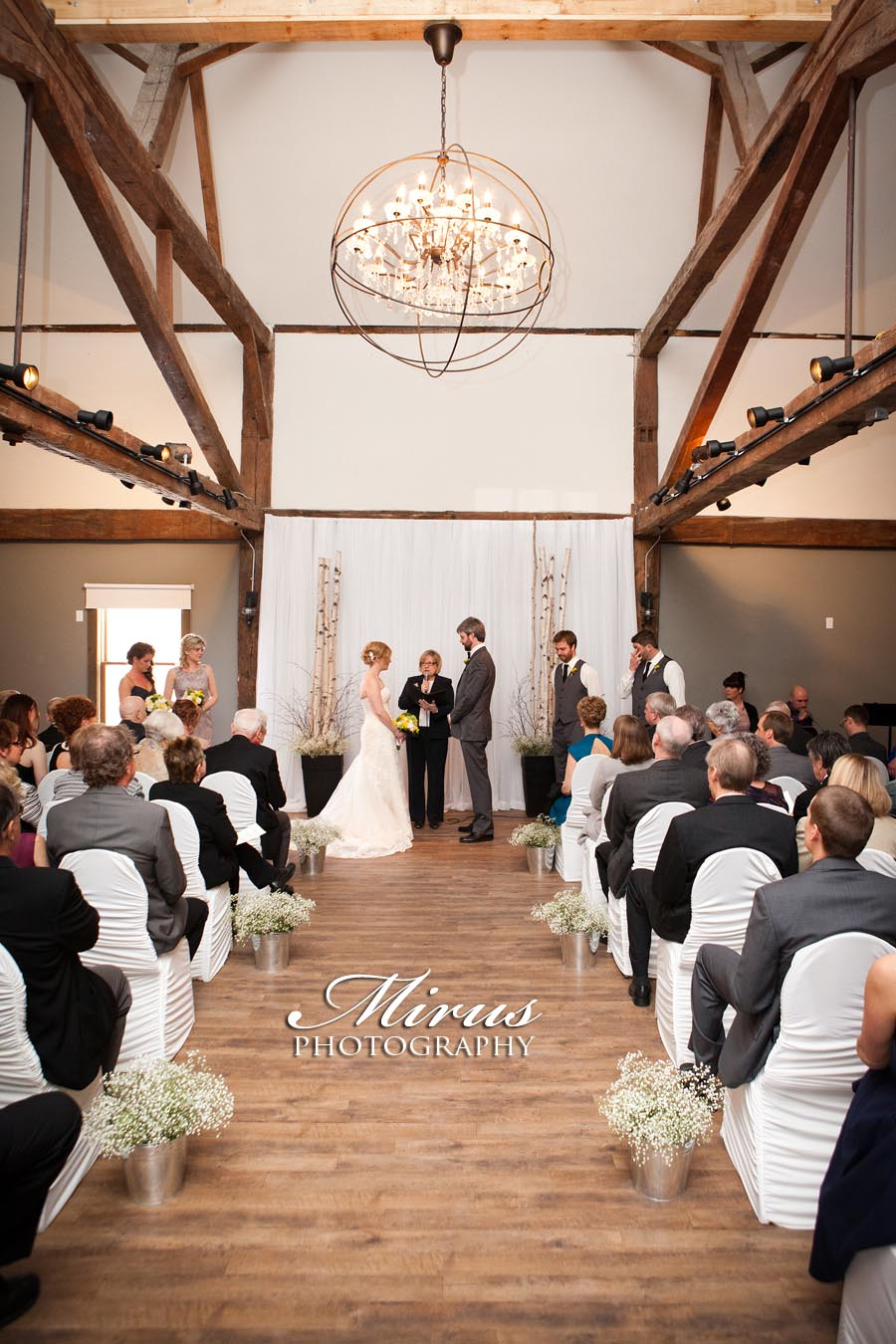 Lisa And Phil S Beautiful Spring Wedding March 22 2014 Mirus Photography