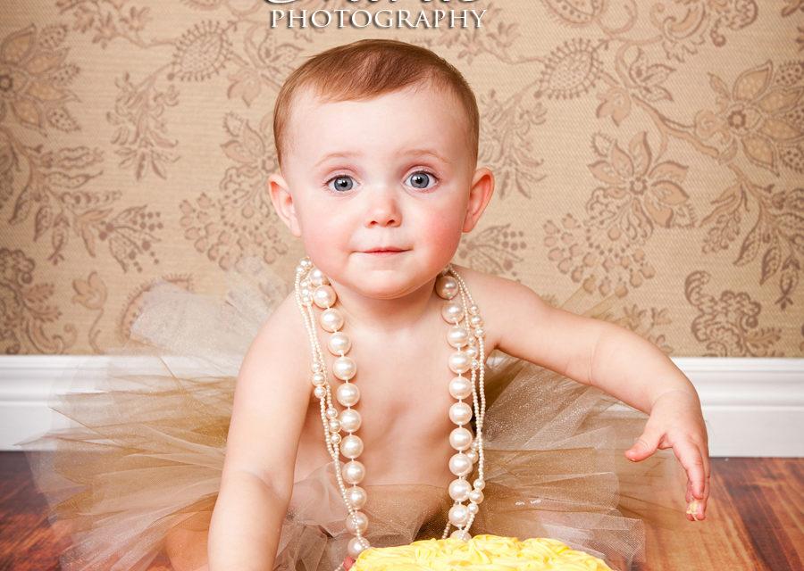 Isla's Cake Smash