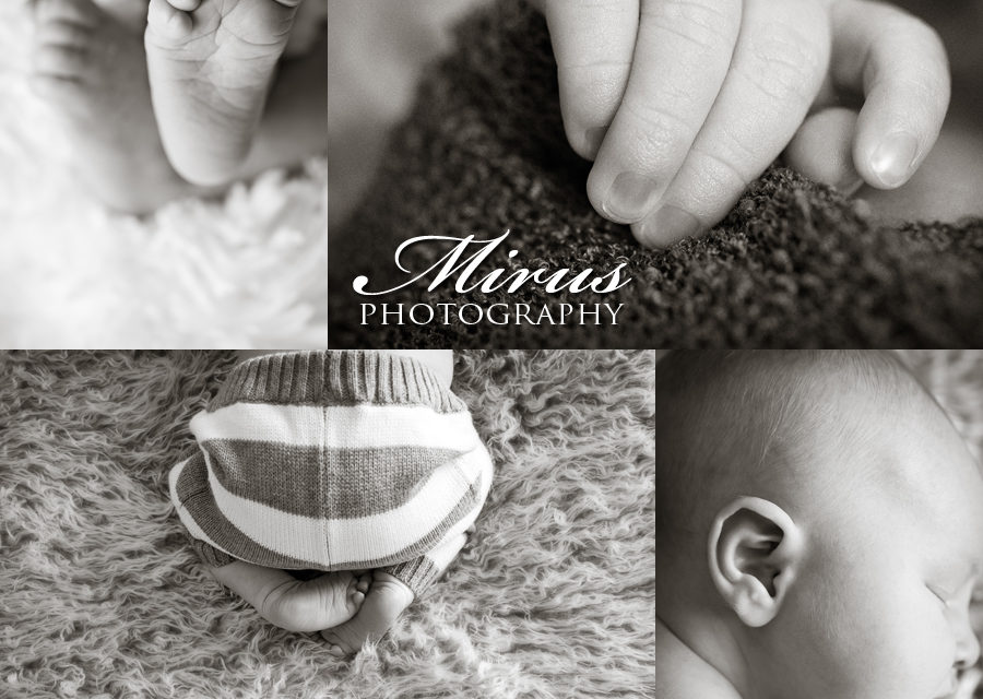 Welcome Handsome Little Spencer – Niagara Newborn Photographer