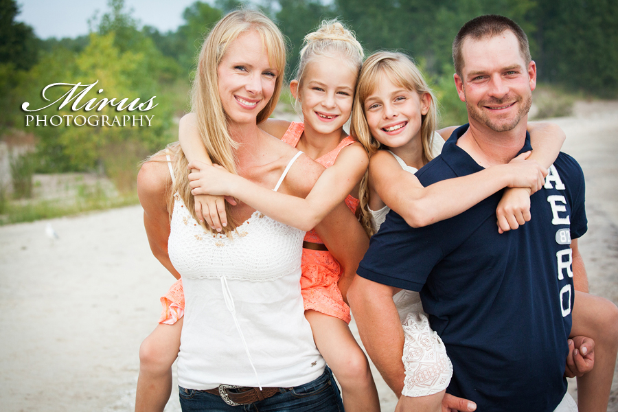 Dempsey Family – Niagara Falls Family and Children's Photographer