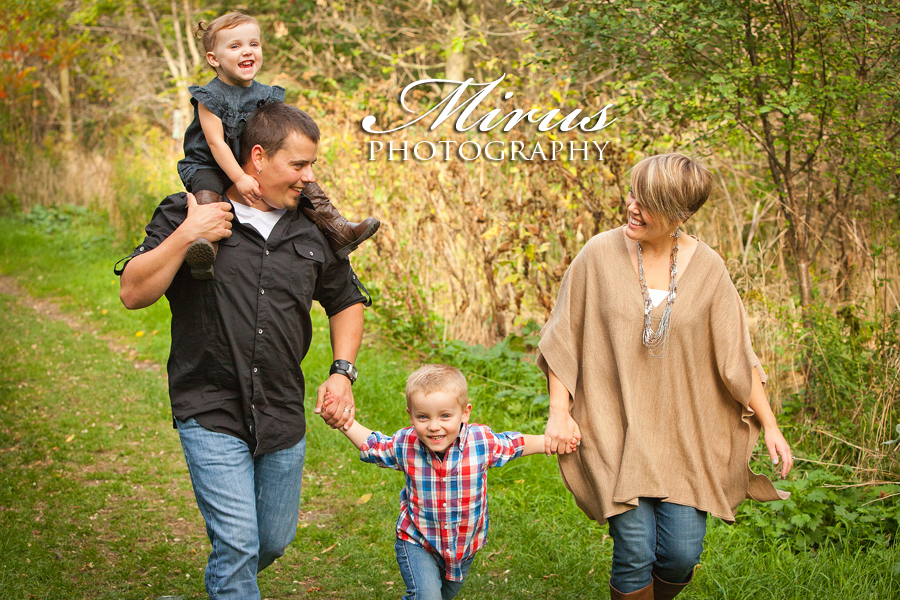 Niagara family photography by Mirus