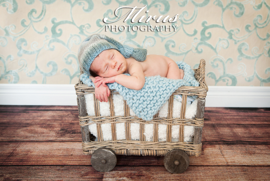 Newborn Daniel – St. Catharines Baby Photographer