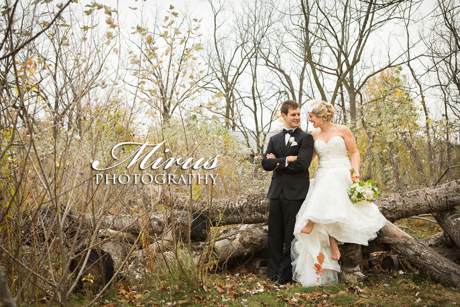 Fifty Point Conservation Area Wedding Photography