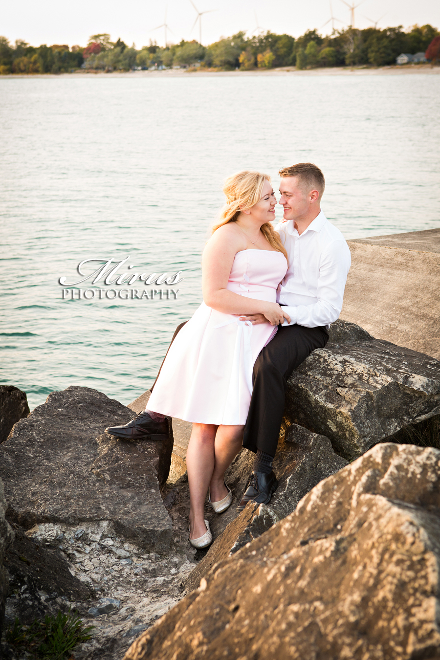 NOTL Engagement Photography