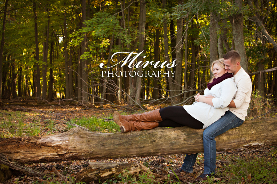 Fonthill Engagement Photography