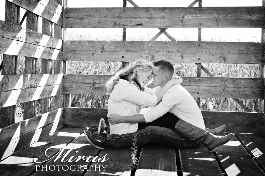 Niagara Engagement Photography – Amy and Nathan