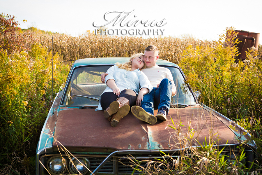 St. Catharines Engagement Photographers