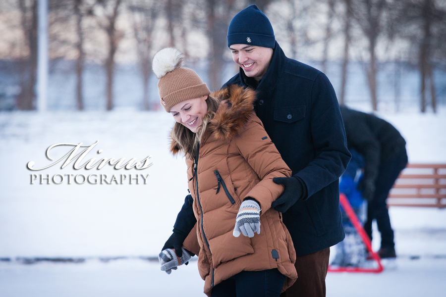 Hamilton Engagement Photography