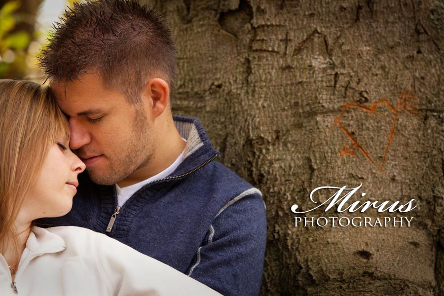 Nick and Emily's One Year Anniversary Session!