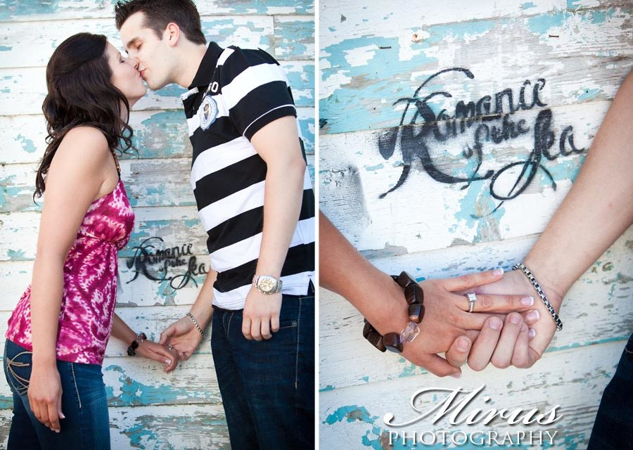 Janine and Mark are soon to be married!