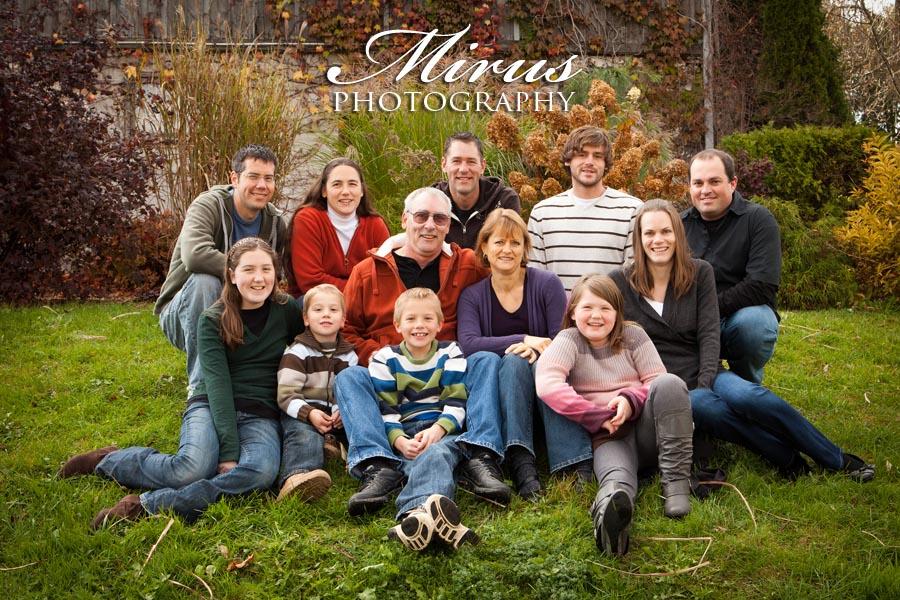 McKie Family Photos