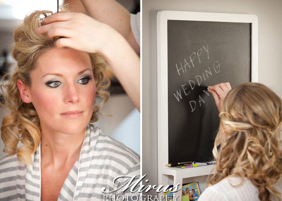 Dennis and Leah's Perfect Wedding Day! (May 11, 2012)