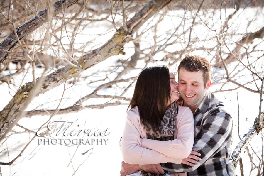 Lindsay and Andrew are soon to be married!