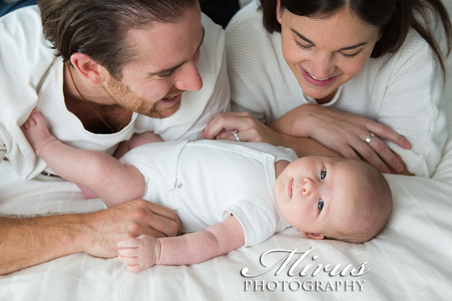 Niagara Newborn Lifestyle Photography